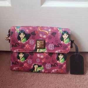 Disney Dooney and Bourke Mulan
